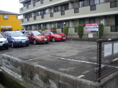 【駐車場】カサグランデMOTOKI