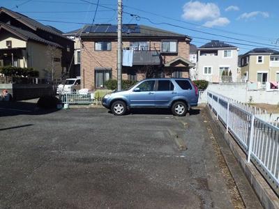【外観】プライムハイツ第1駐車場