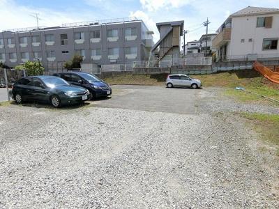 【駐車場】ウエストプラザ