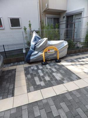 【駐車場】カロス桜