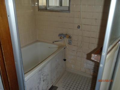 【浴室】高知市瀬戸西町
