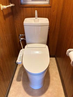 【トイレ】マンション第7松戸 603