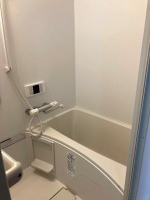 【浴室】マンション第7松戸 603