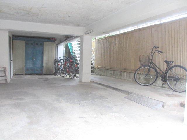 駐輪場(自転車、バイク)