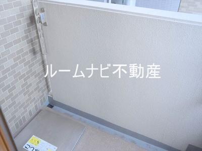 【バルコニー】グランヴァン東池袋Ⅱ