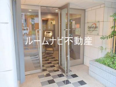 【エントランス】グランヴァン東池袋Ⅱ