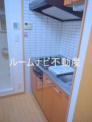 【キッチン】グランヴァン東池袋Ⅱ