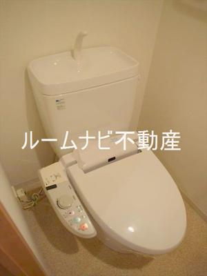 【トイレ】グランヴァン東池袋Ⅱ