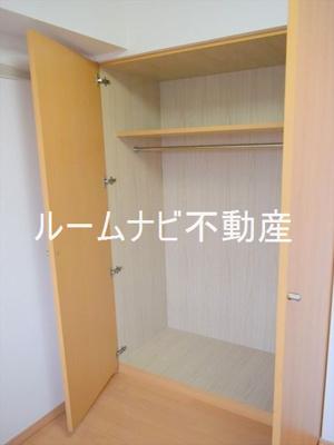 【収納】グランヴァン東池袋Ⅱ