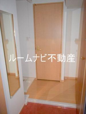 【玄関】グランヴァン東池袋Ⅱ