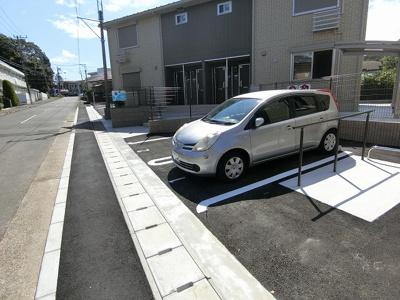 【外観】フーヴェル岡上2駐車場