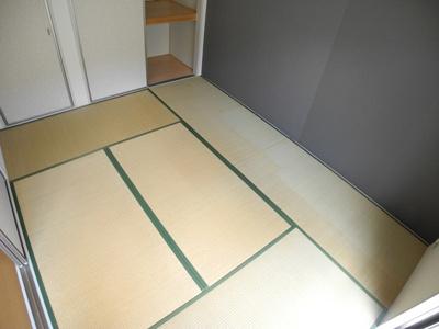 同一物件・別号室のお写真になります。