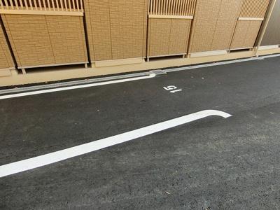 【外観】ベル・ルワン駐車場