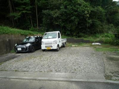 【外観】メルベーユ駐車場
