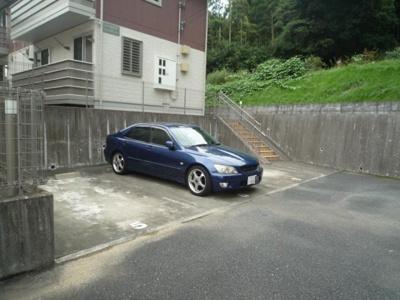 【駐車場】メルベーユ駐車場