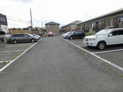 【駐車場】千代ヶ丘2丁目駐車場