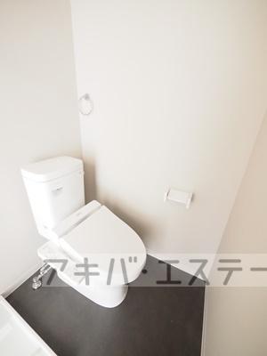 【トイレ】ミュー北戸田