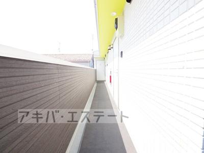 【ロビー】ミュー北戸田