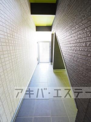 【エントランス】ミュー北戸田