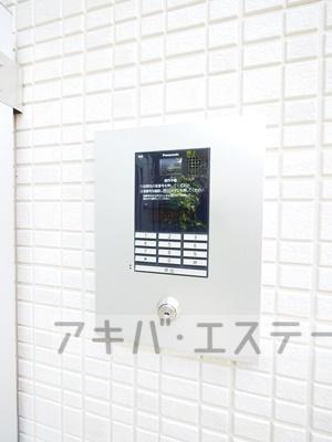 【セキュリティ】ミュー北戸田