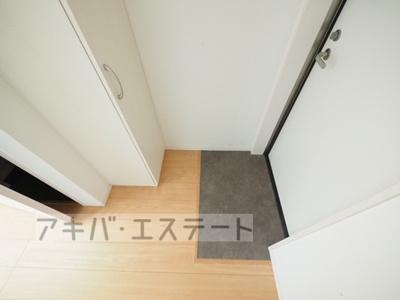 【玄関】ミュー北戸田