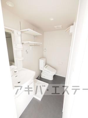 【洗面所】ミュー北戸田
