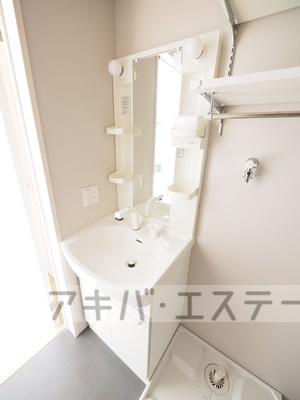 【独立洗面台】ミュー北戸田