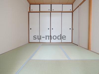 【寝室】第5マーブルハイツ