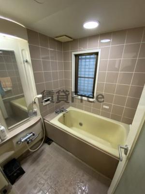 【浴室】中川東2丁目貸家