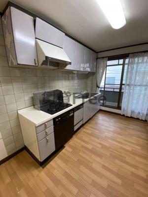 【キッチン】中川東2丁目貸家