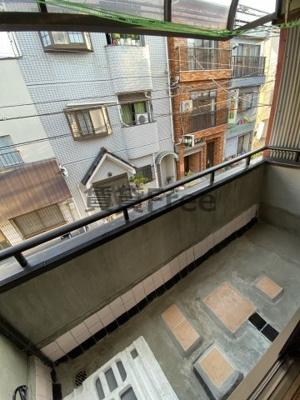 【バルコニー】中川東2丁目貸家