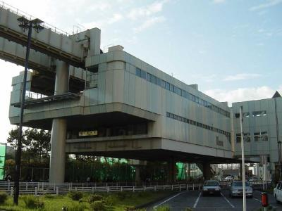 モノレール千城台駅まで800m