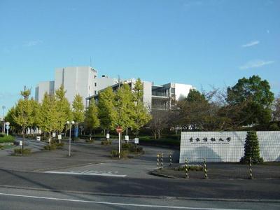 東京情報大学まで2,900m