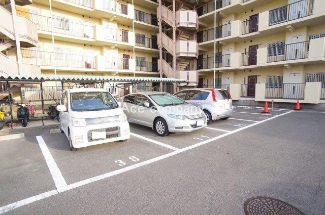 【駐車場】エクセレンス山本