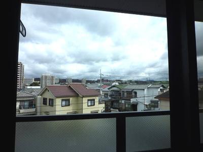 【展望】ラパス高倉台