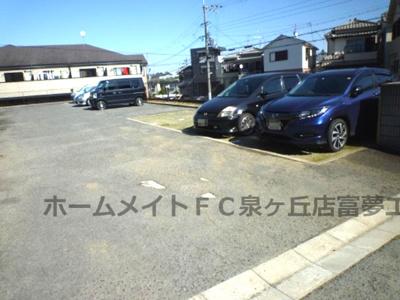 【駐車場】ラパス高倉台