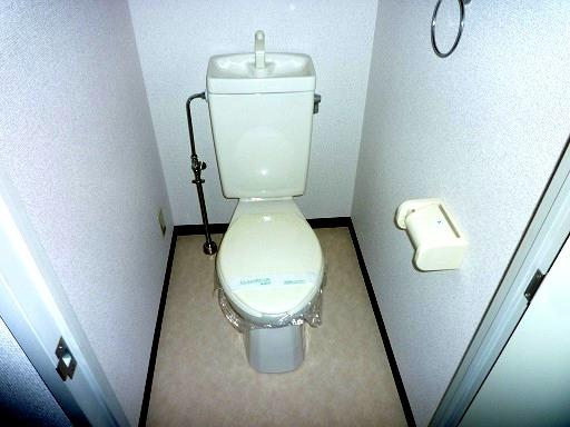 【トイレ】ラパス高倉台