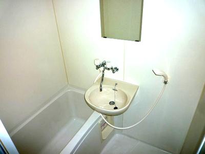 【浴室】ラパス高倉台