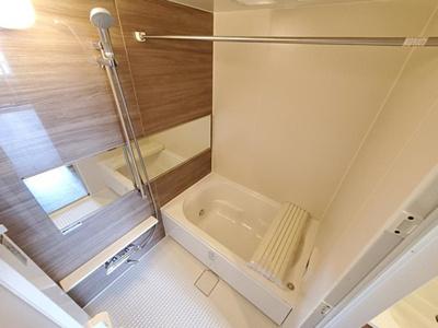 【浴室】レクセルマンション新所沢