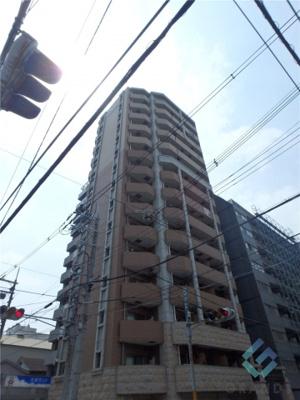 【外観】プレサンス難波リバーオアシス