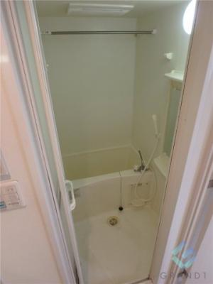 【浴室】プレサンス難波リバーオアシス