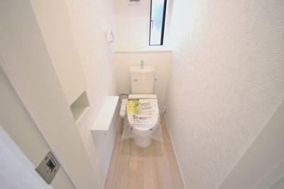 2号棟 トイレ