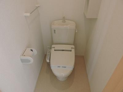 【トイレ】ルミエール矢上