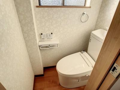【トイレ】おれんじコーポ
