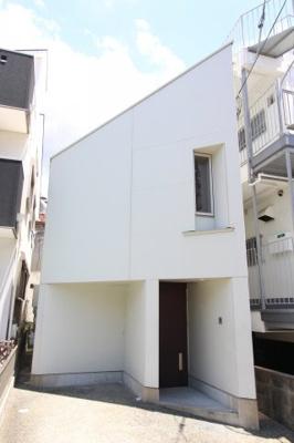 【外観】赤松町2丁目貸家