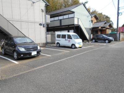【駐車場】セジュールM・Y Ⅲ