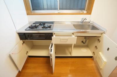 【キッチン】海神5丁目貸家