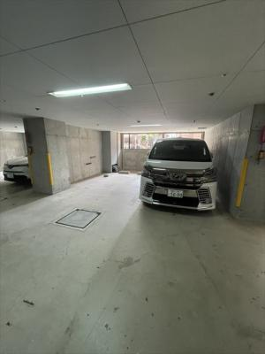 【駐車場】サンクレイドル横濱