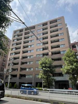 【外観】サンクレイドル横濱