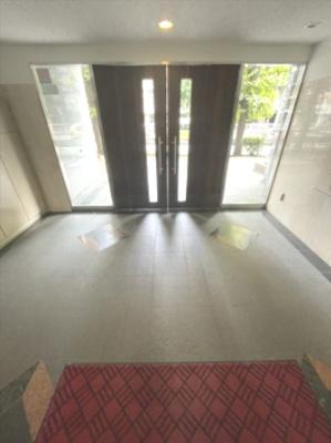 【エントランス】サンクレイドル横濱